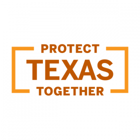Protect Texas wordmark